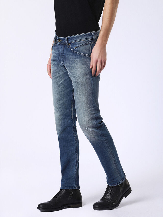 BELTHER 084EA, Blue jeans