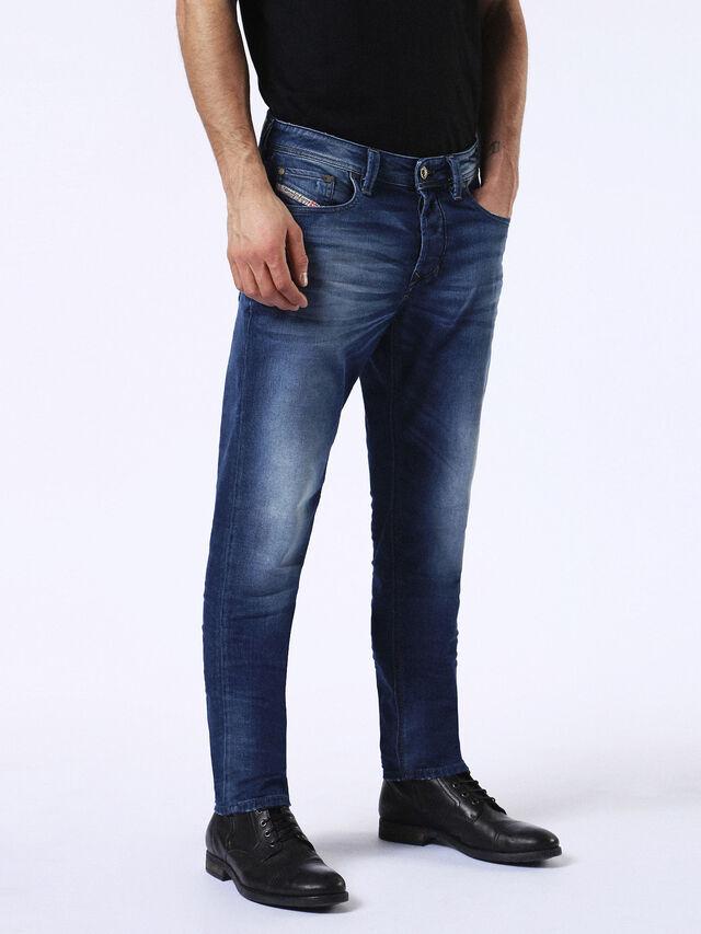 LARKEE-BEEX 084CV, Blue jeans