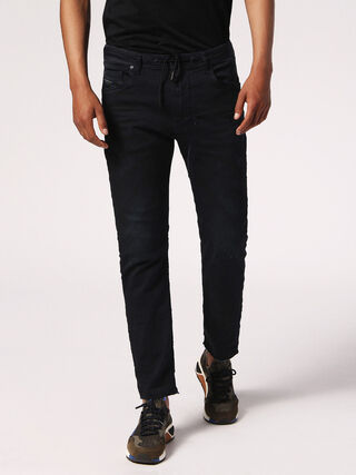 NARROT CB JOGGJEANS 003W3, Dark Blue