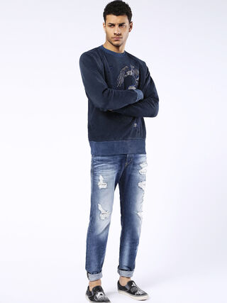 BUSTER 0848I, Blue jeans