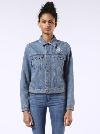 DE-VELVET, Blue jeans