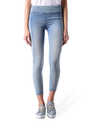 ACTYVISTA JOGGJEANS 0673X, Light Blue