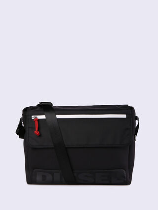 F-SCUBA MESSENGER, Black
