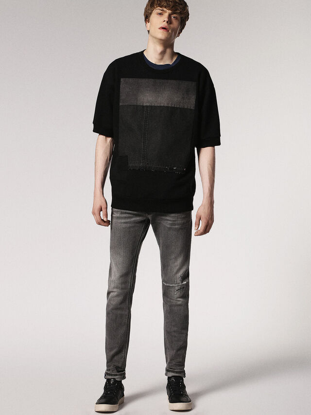 SLEENKER 084GT, Grey jeans