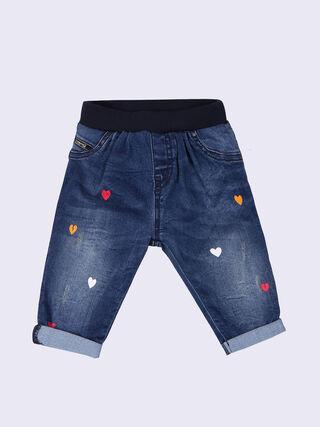 PRIGGY-B, Blue jeans