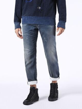 WAYKEE BN JOGGJEANS  0675P, Blue jeans