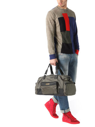 GEAR DUFFLE, Gray-black