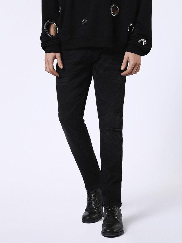 TEPPHAR C679F, Black Jeans