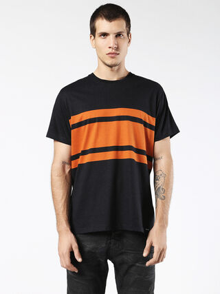 T-POTUS, Black/orange fluo