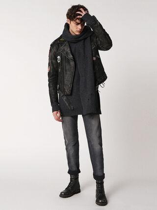 LARKEE 084JK, Grey jeans