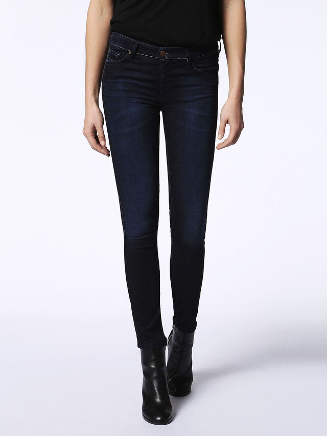 DORIS JOGGJEANS 0678P, Dark Blue