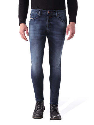 SPENDER JOGGJEANS 0848K, Blue jeans