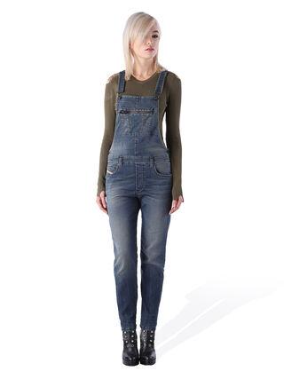 JILOOS JOGGJEANS, Blue jeans