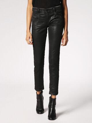 BELTHY JOGGJEANS 084HH, Black Jeans