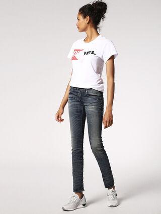 GRUPEE JOGGJEANS 0674X, Blue jeans