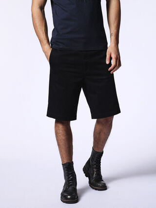 CHI-BURIAL-SHORT, Black