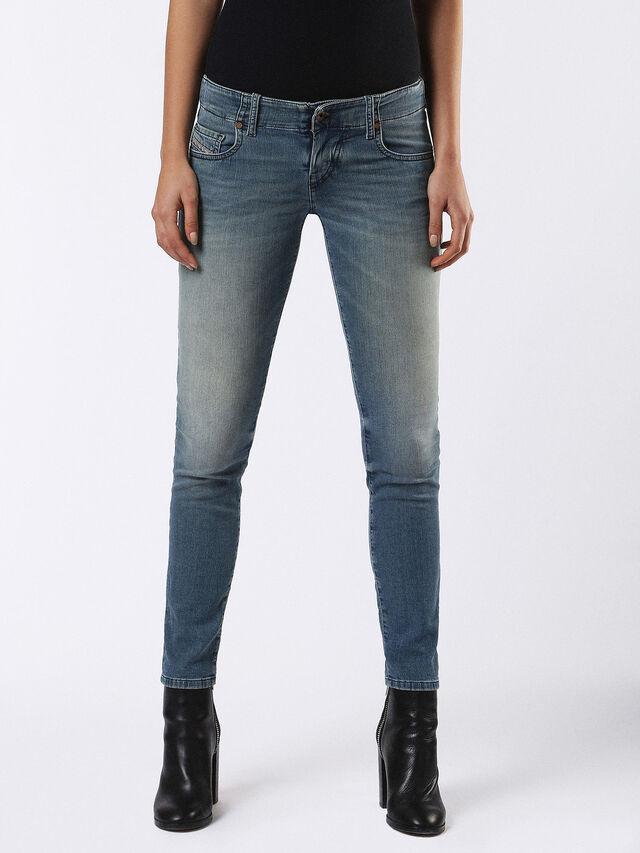 GRUPEE-S JOGGJEANS 084CZ, Blue jeans