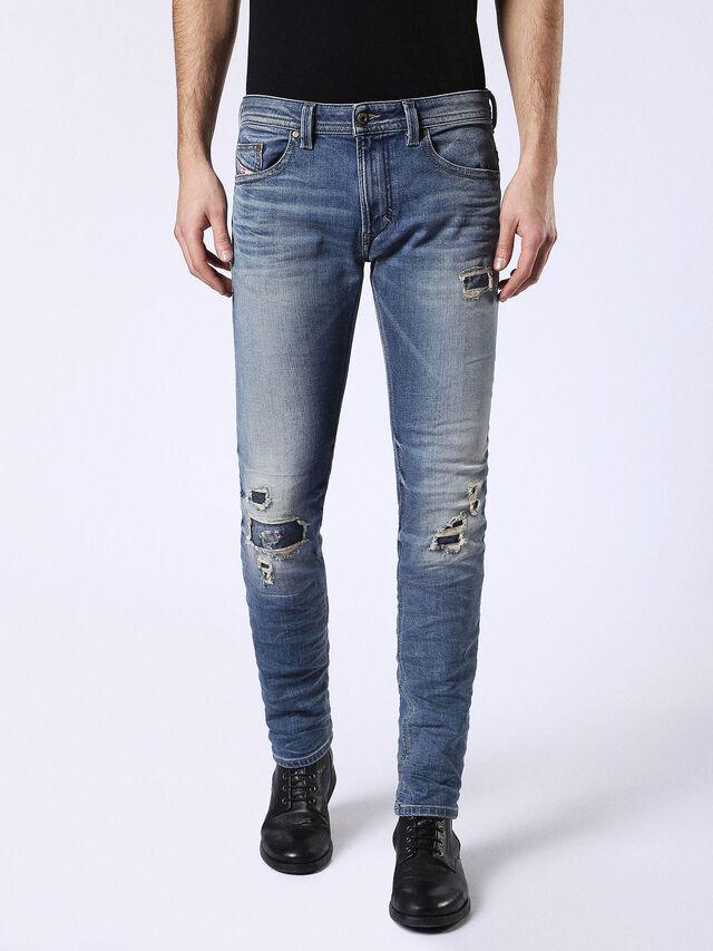 THAVAR 0859S, Blue jeans