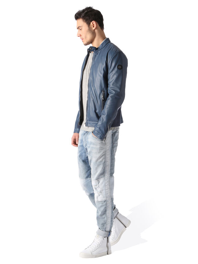 NARROT SPD JOGGJEANS 0672G, Light Blue