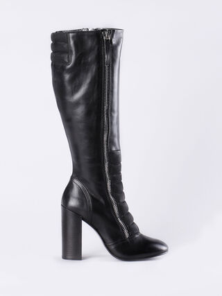 D-4 AMELIA BOOT HIGH, Black