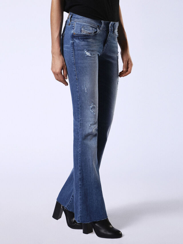 LOWLEEH-C 0681L, Blue jeans