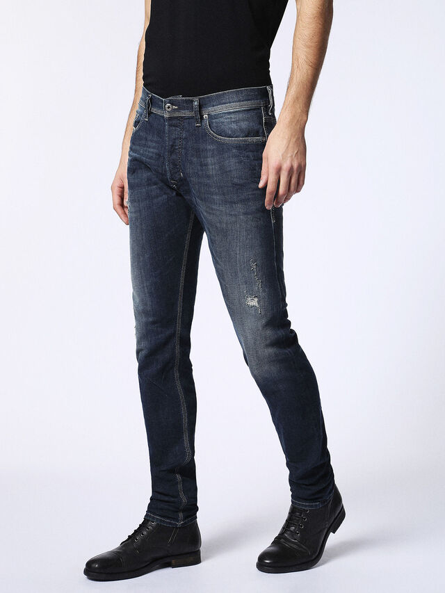 TEPPHAR 0860K, Blue jeans