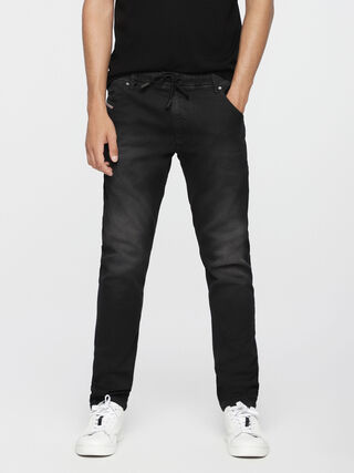 KROOLEY JOGGJEANS 0670M, Black Jeans
