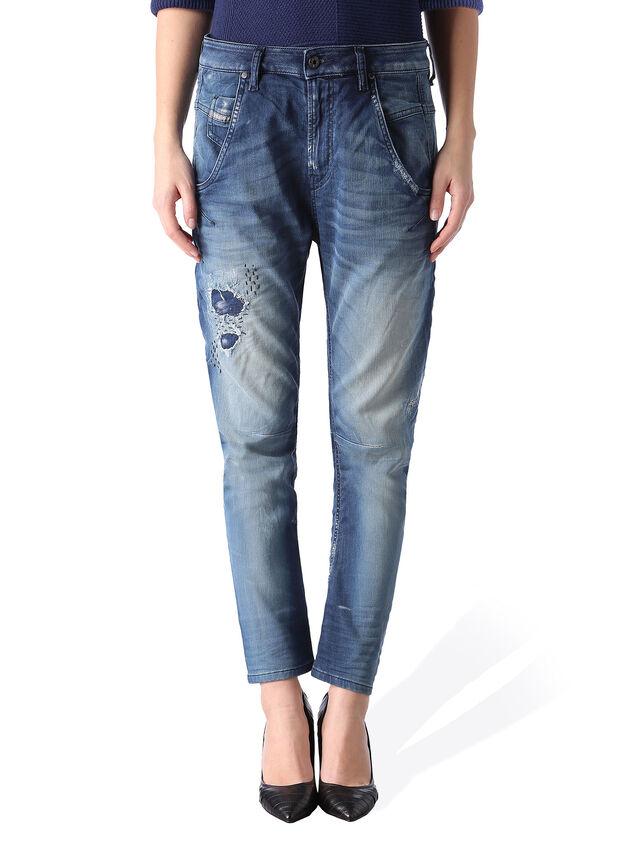FAYZA JOGGJEANS 0672F, Blue jeans