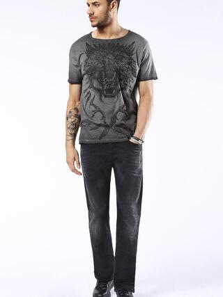 ZATINY 0854A, Black Jeans