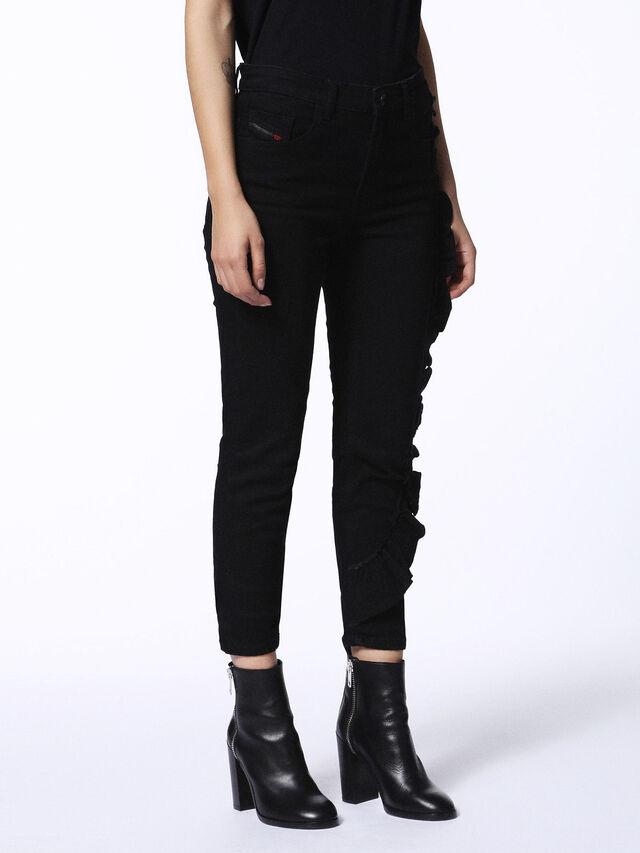 DE-LOU, Black Jeans