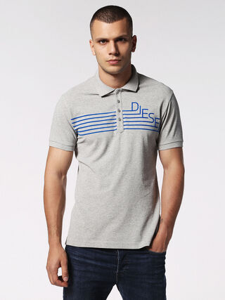 T-DIEGO-POLO-QA, Grey
