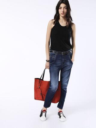 FAYZA JOGGJEANS  0674Y, Blue jeans