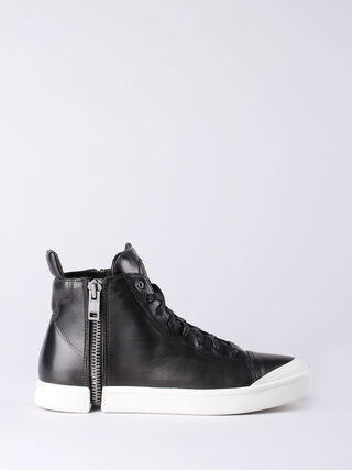 ZIP-ROUND S-NENTISH, Black