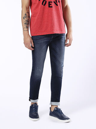 SPENDER JOGGJEANS  0674W, Dark Blue