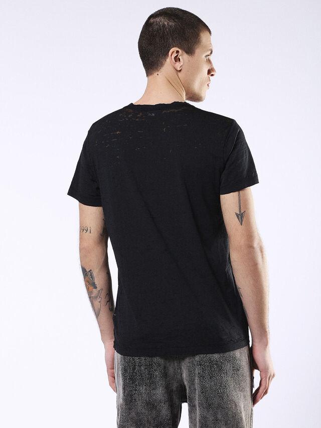 T-DIEGO-NX, Black