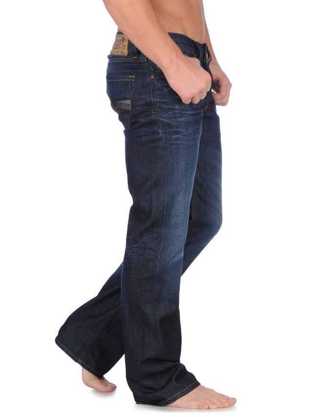 LARKEE 0073N, Blue jeans
