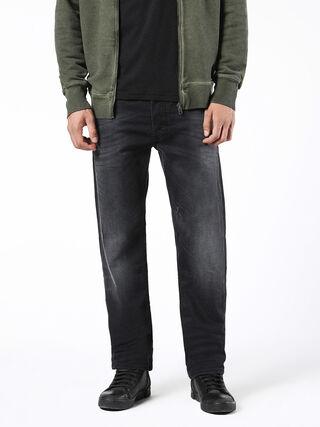 LARKEE 0854A, Black Jeans