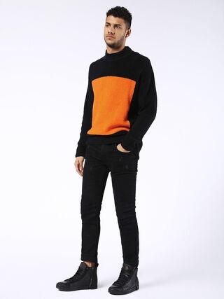 THAVAR 0676L, Black Jeans