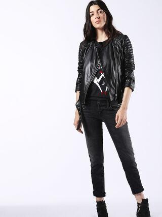 GRUPEE. 0676N, Black Jeans
