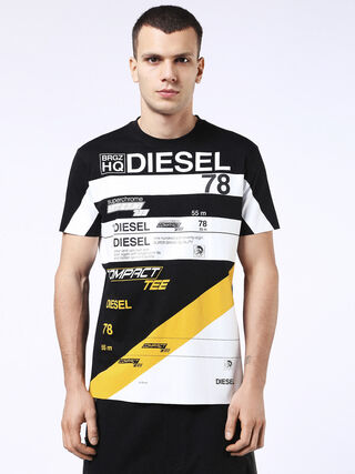 T-JOE-NI, Noir/jaune fluo