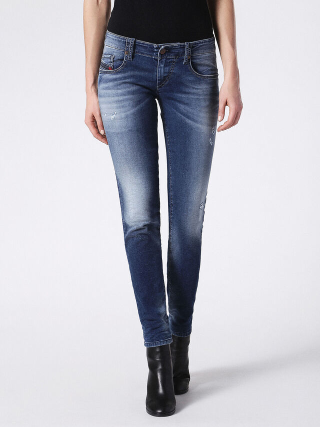 GRUPEE-S JOGGJEANS 0683R, Blue jeans