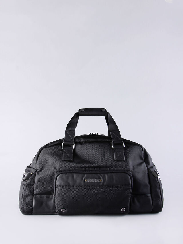 GEAR DUFFLE, Black