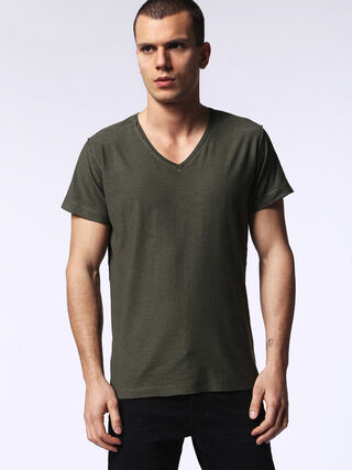T-COURT, Olive Green