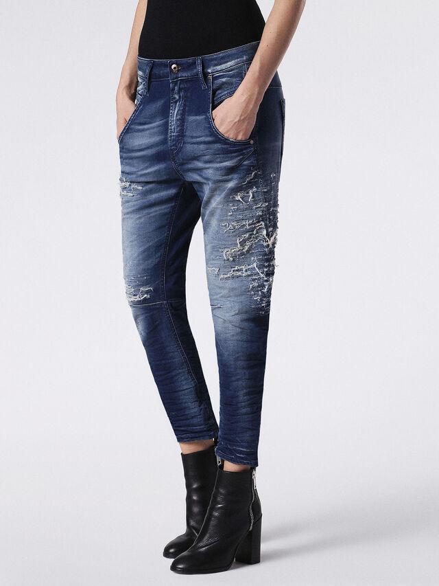 FAYZA JOGGJEANS 0683S, Blue jeans
