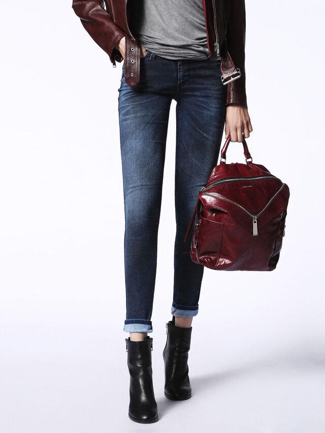 SKINZEE JOGGJEANS 0678U, Blue jeans