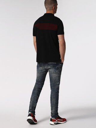 T-DIEGO-POLO-QA, Black