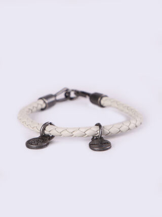 ASANTY BRACELET, Dirty White