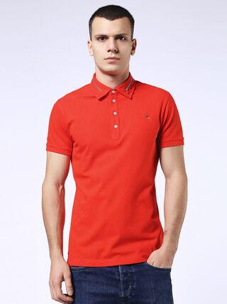 T-KLARK, Rouge braise