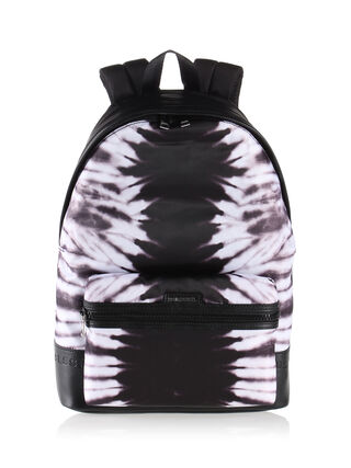 M-JUNGLE BACK, Black/White