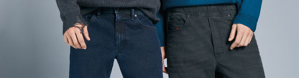 New Denim Arrivals for Men